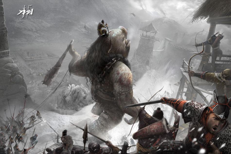 《刀剑2》游戏截图