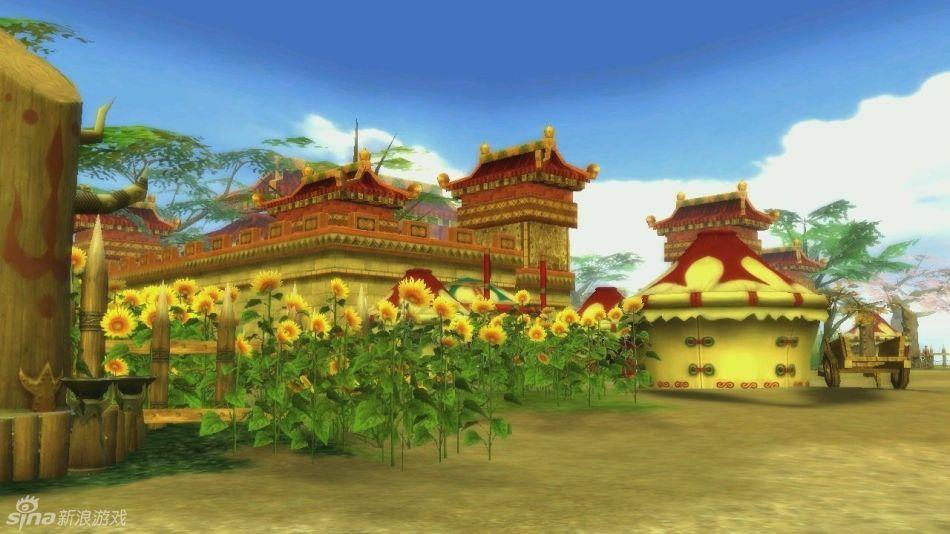 《成吉思汗Ⅱ》游戏截图