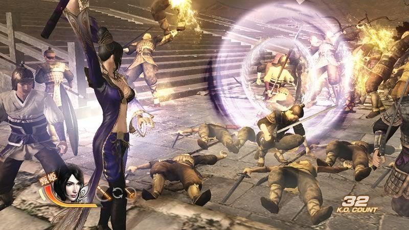 真三国无双6 首批游戏画面公布
