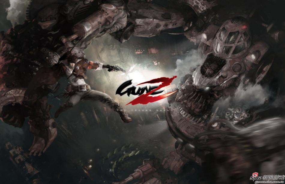 《GunZ 2》游戏截图