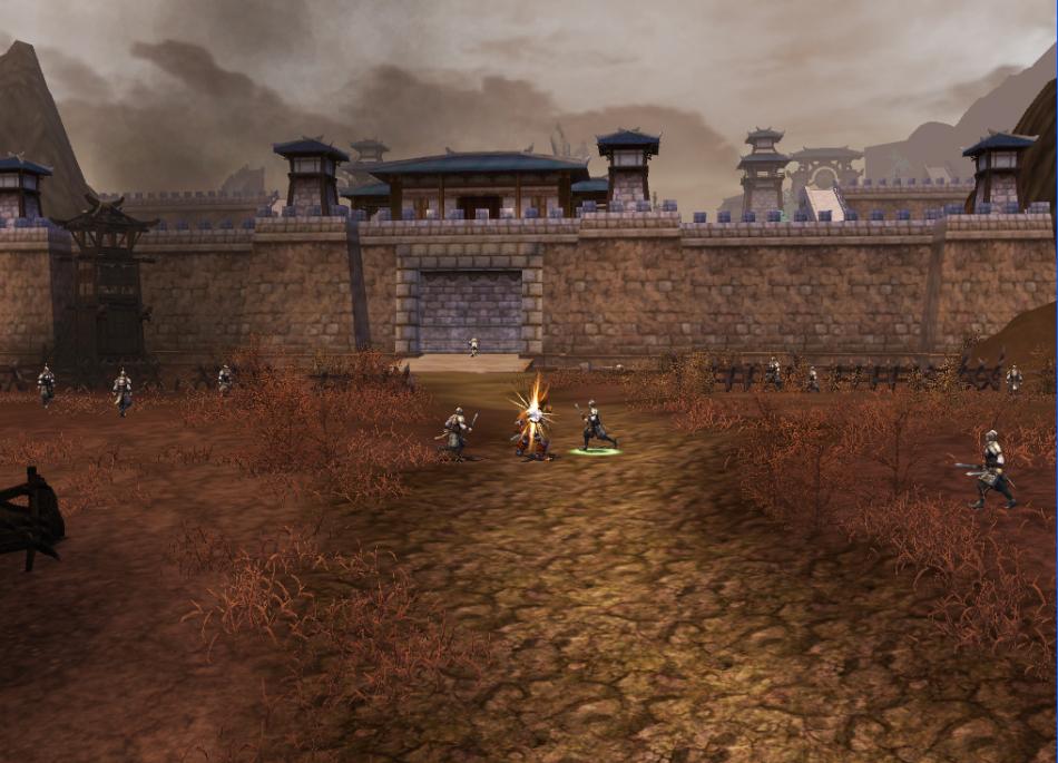《混沌之门》游戏截图