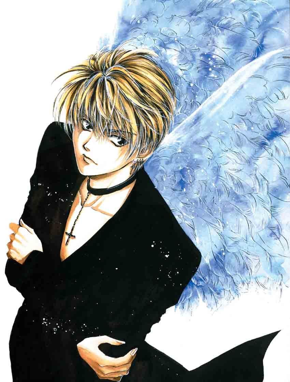 天使禁猎区画集
