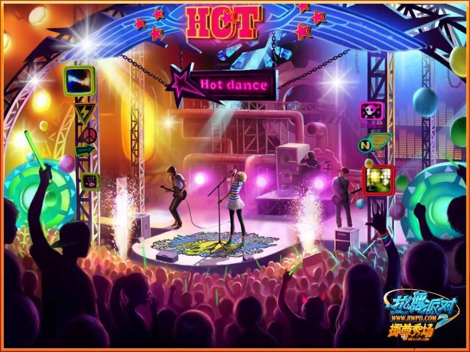 舞派对Ⅱ 掷尊秀场图片