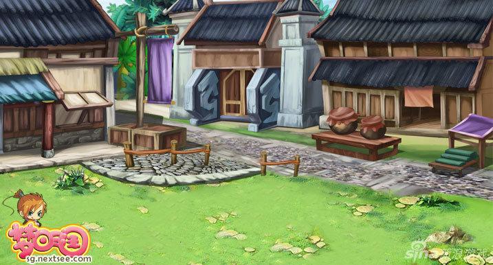 《梦回三国》游戏截图