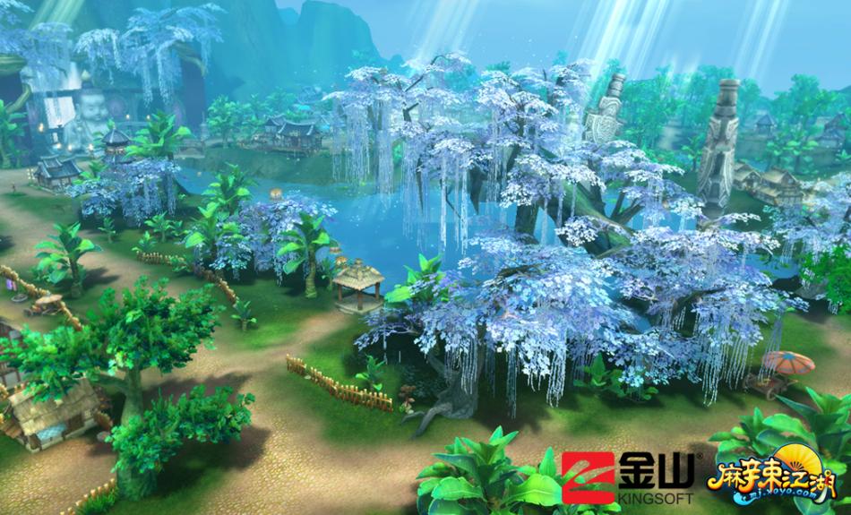 《麻辣江湖》游戏截图