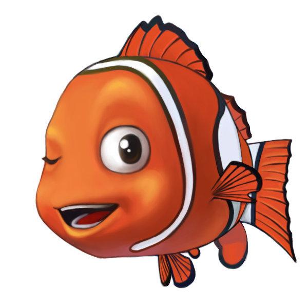 design 简笔画小鱼 小兔简笔画  简笔画动物海底世界_动物世界