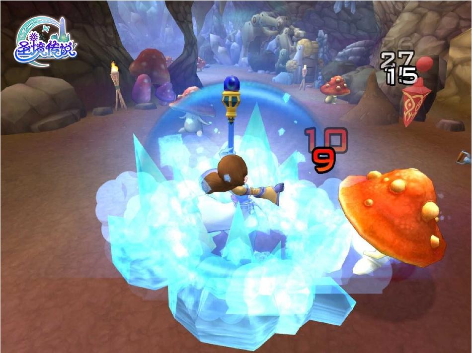 《圣境传说》游戏截图
