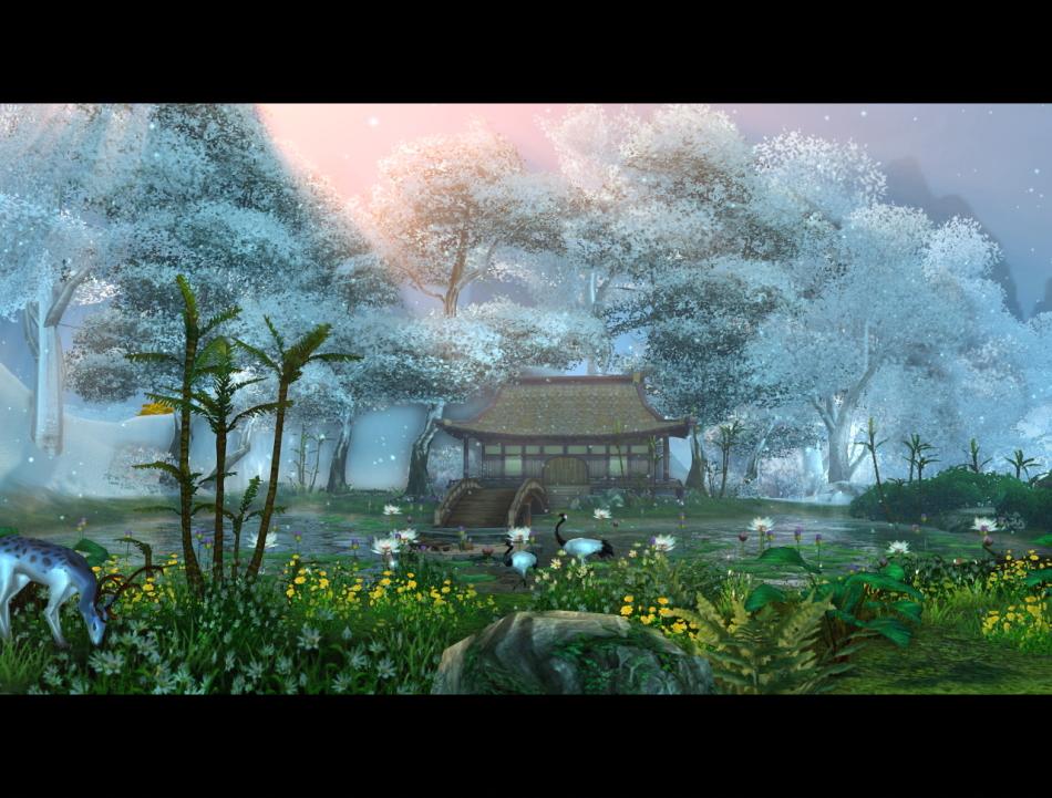 《天下3》游戏截图