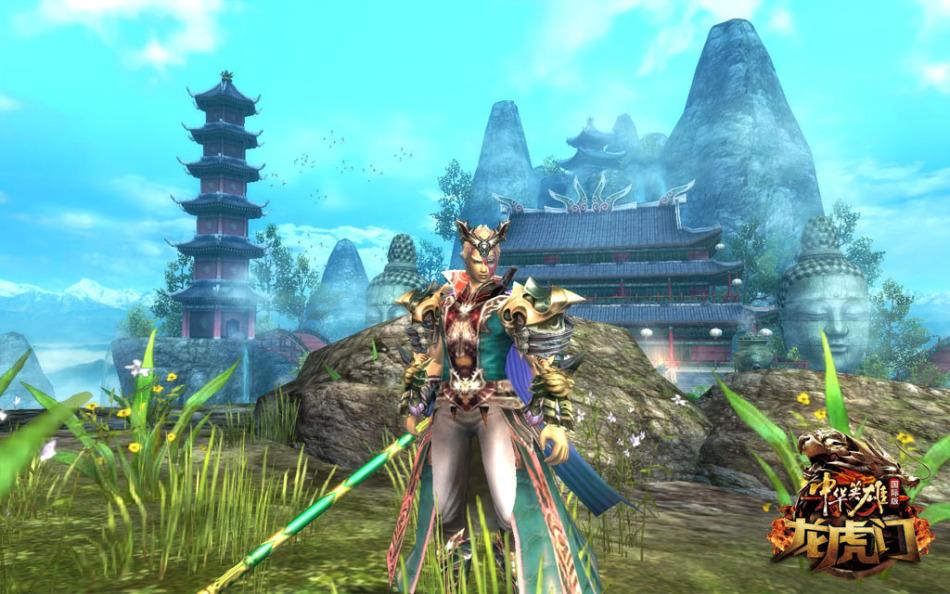 《中华英雄-龙虎门》游戏截图