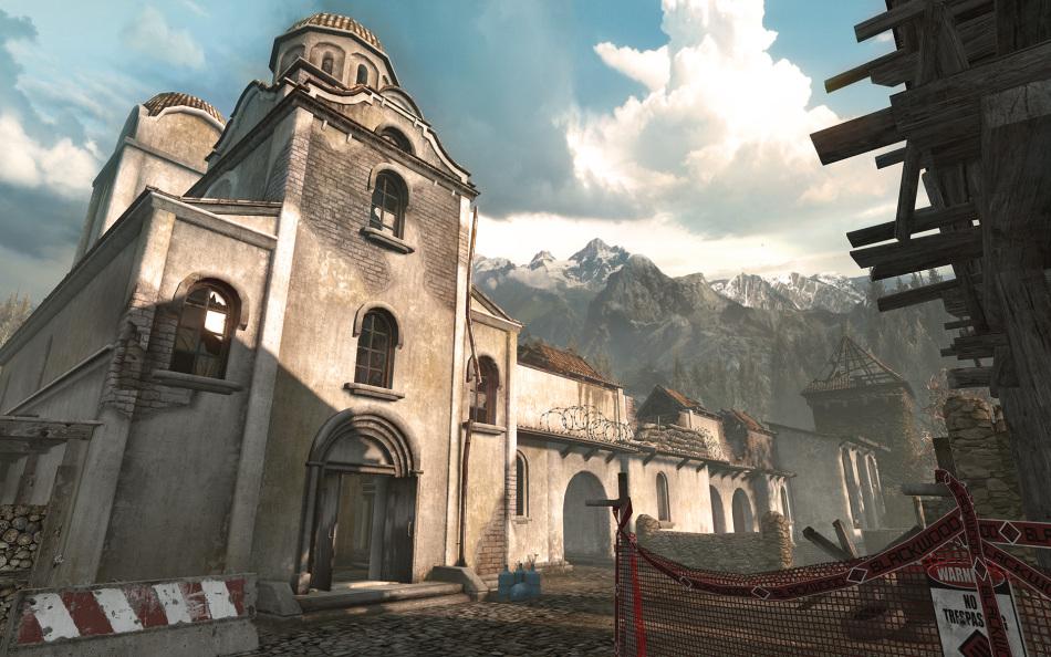 《战争前线》游戏原画