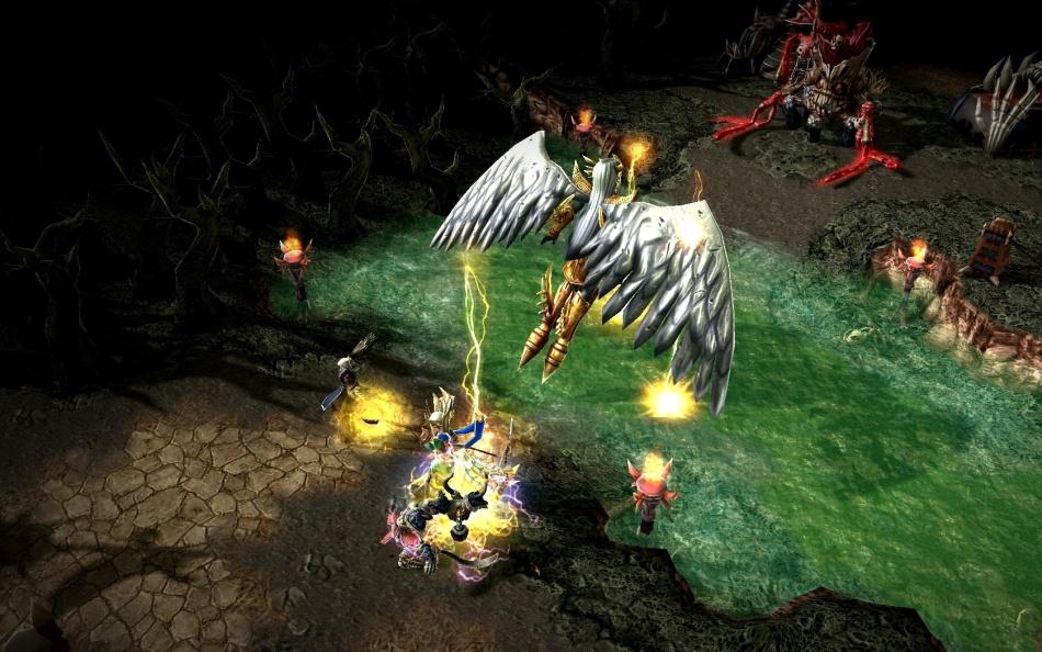 《魔狱军团》游戏截图