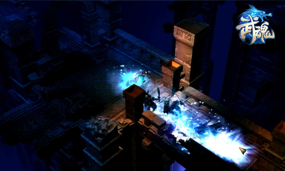 《武魂》游戏截图