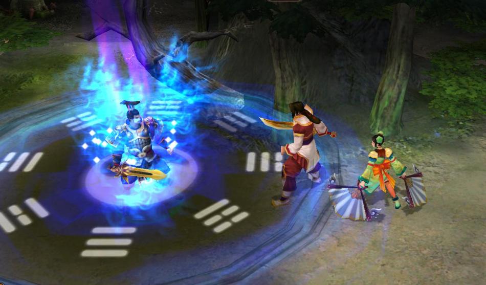 《金戈铁马》游戏截图