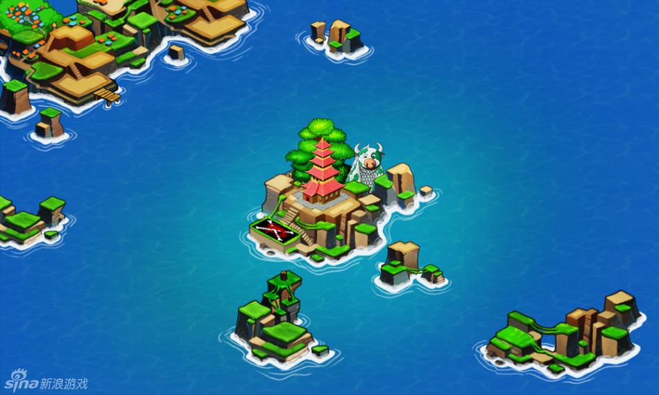 《小小海贼王》游戏截图