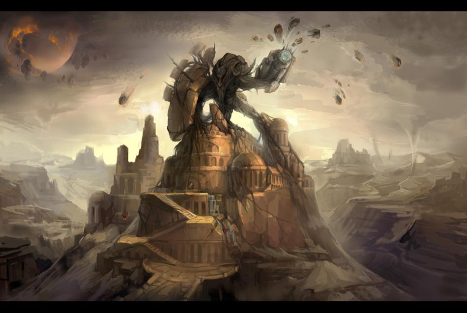 《龙剑》场景截图