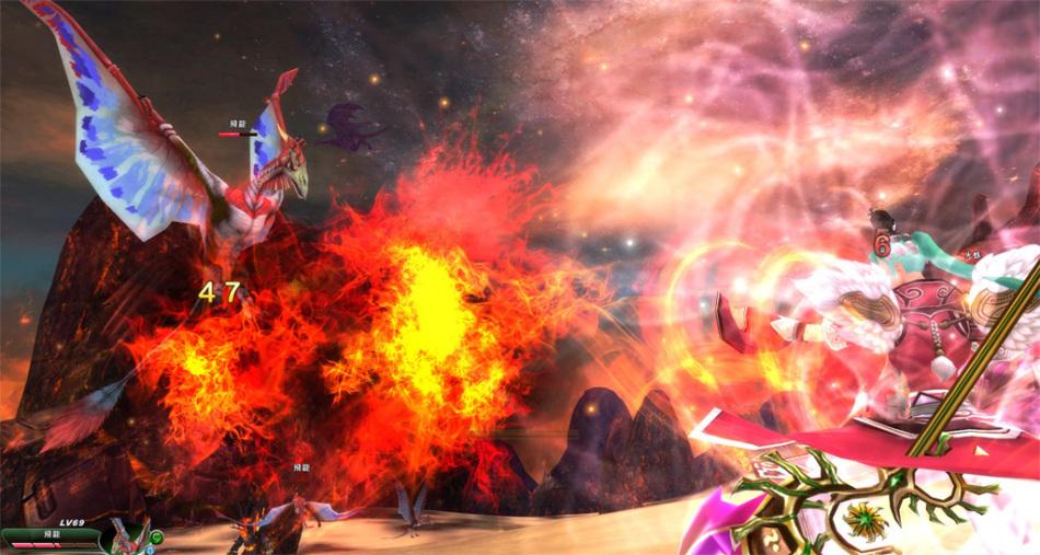 《黄易世界》游戏截图