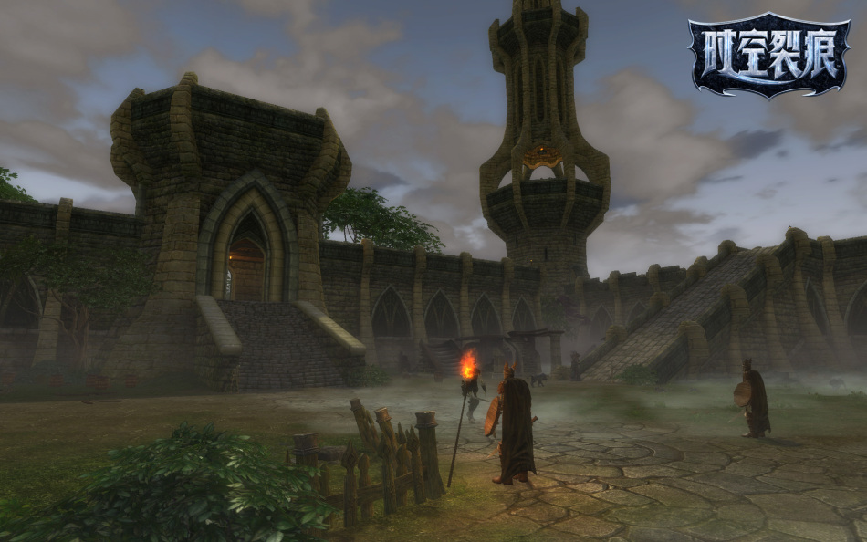 《时空裂痕》游戏截图