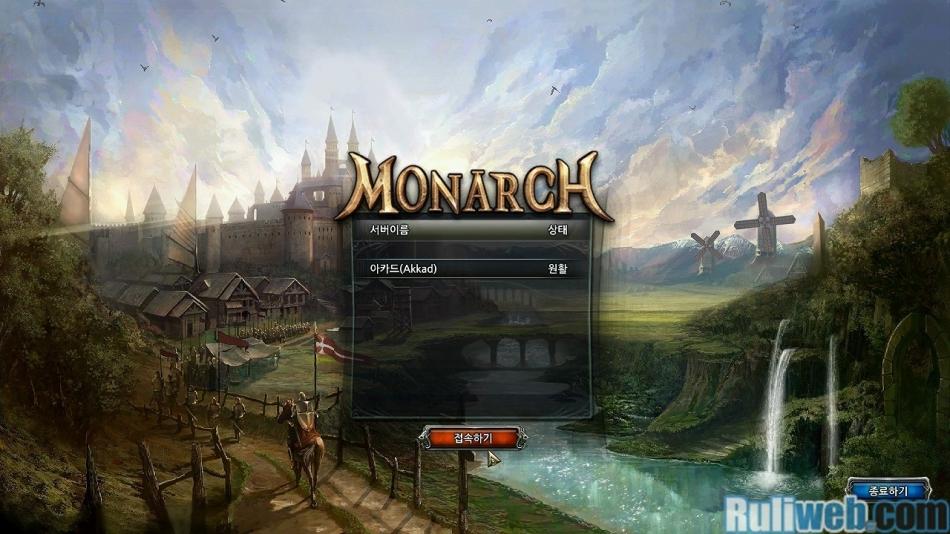 《Monarch》首测截图