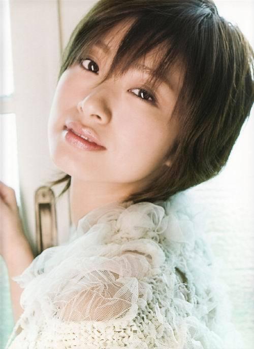 日本十大最美笑容女星出炉,其中众多日本女星代言游戏,并非只有图片