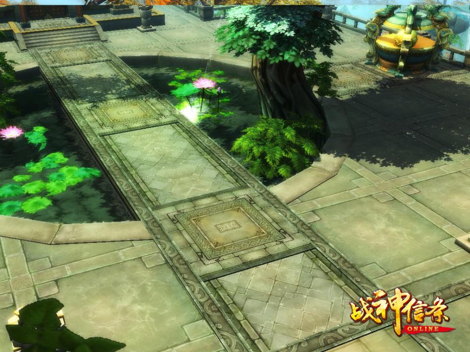 《战神信条Online》游戏截图