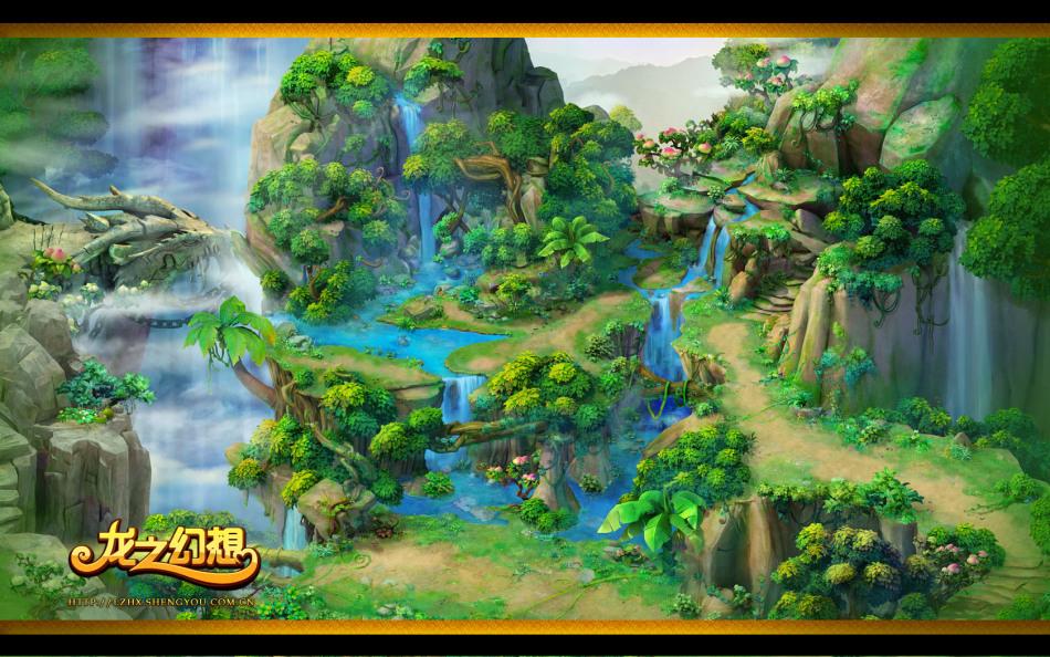 《龙之幻想》游戏截图