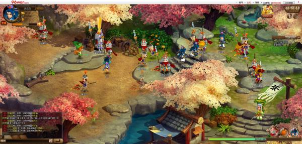 《乐游三国》游戏截图