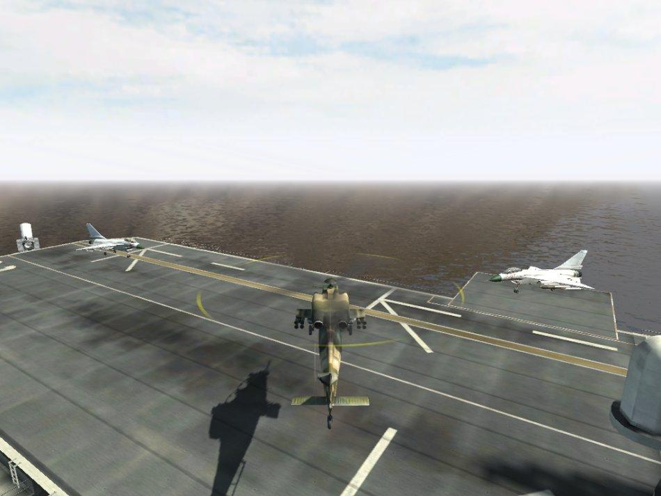 战地风云载具之武装直升机