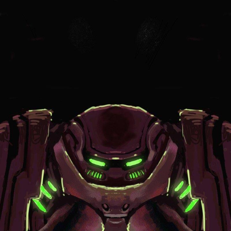星际2玩家作品 性感刀锋女王醒目图片