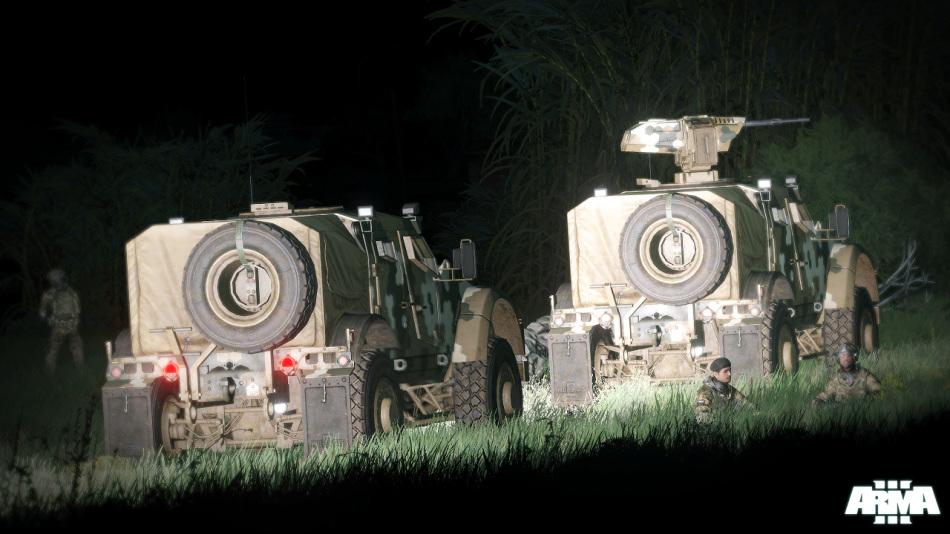 武装突袭3 截图集