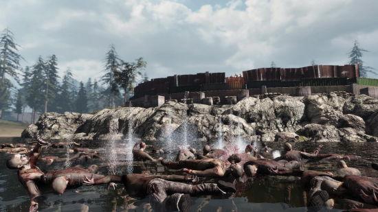 《The WarZ》游戏截图