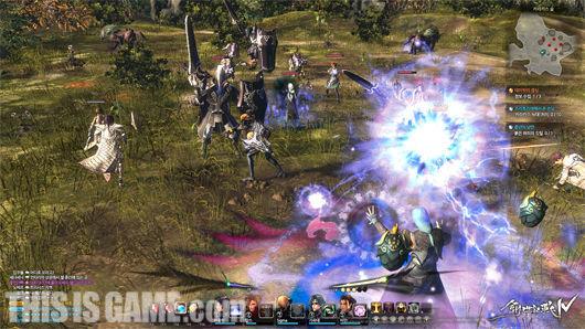 《创世纪战4》游戏截图