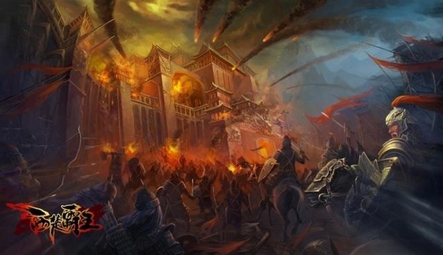 《西楚霸王》游戏截图