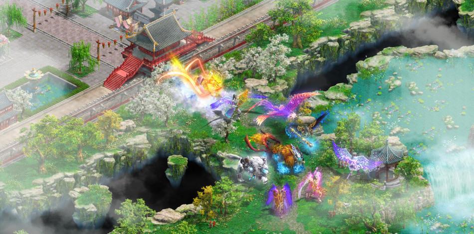 《新征途》游戏截图
