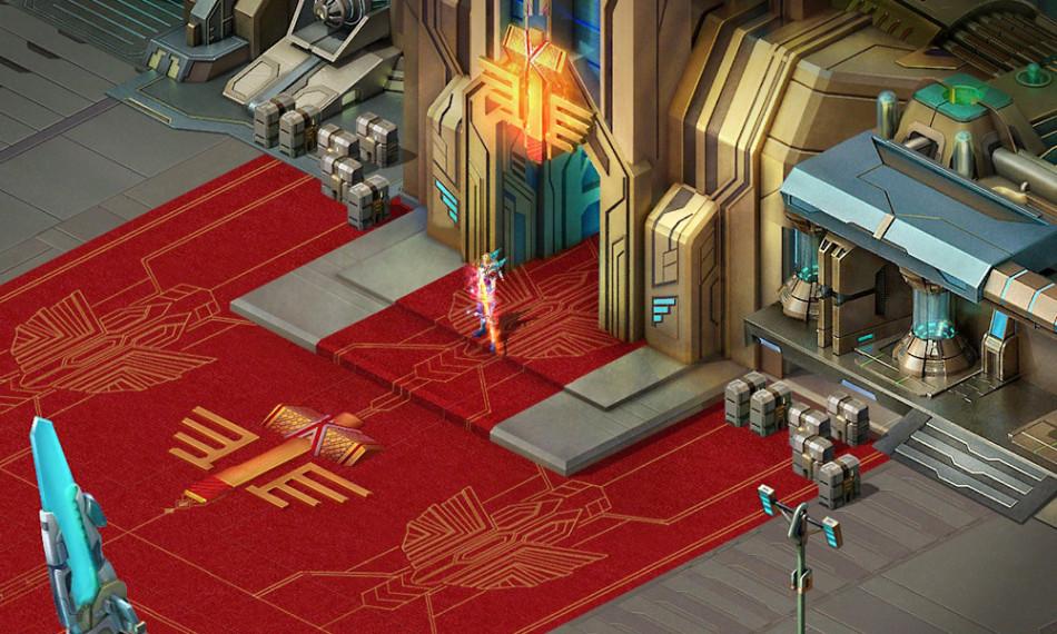 《诺亚传说》游戏截图