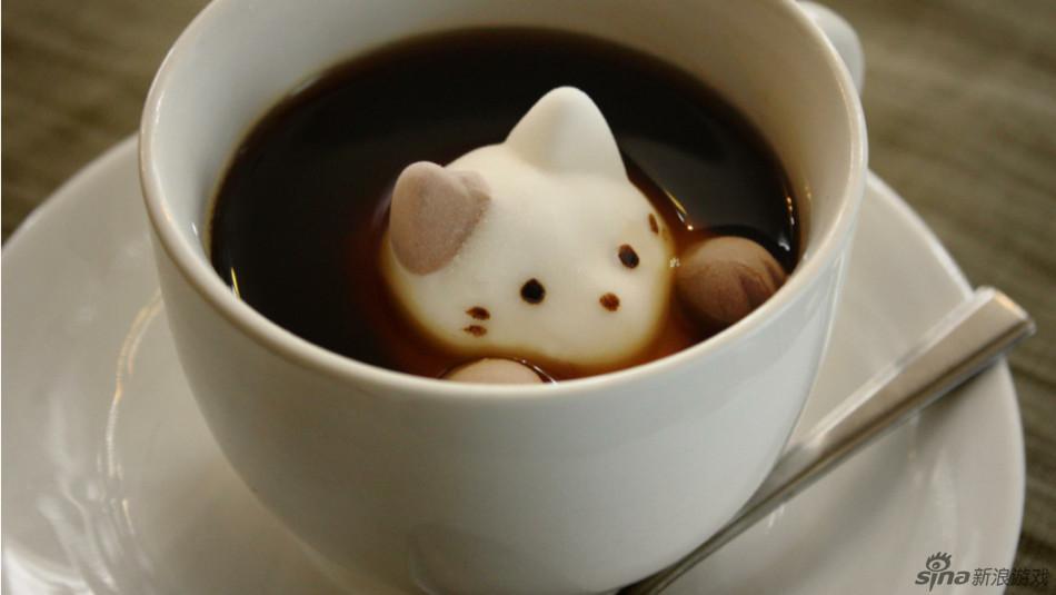 日本萌系创意咖啡