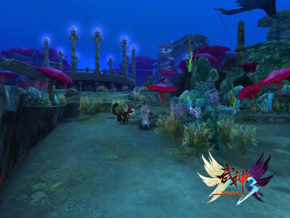 《武神3》游戏截图