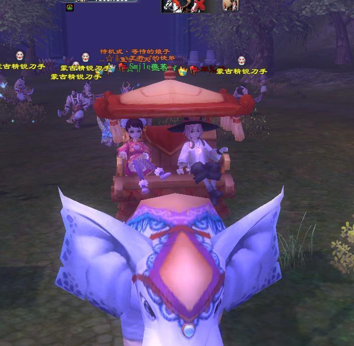 《热血江湖外传》游戏截图