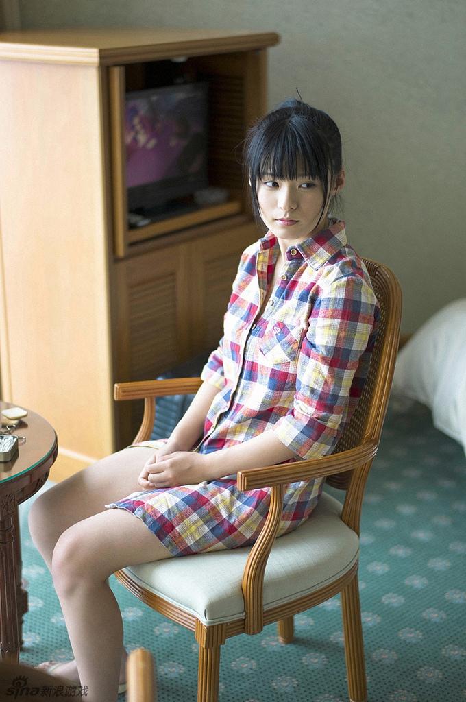 美少女の制服写真套图