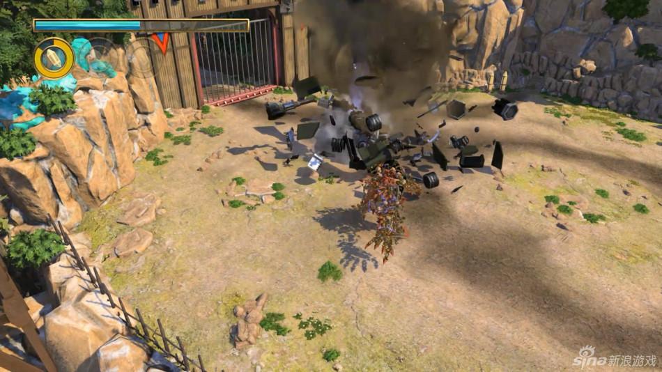 PS4游戏简体中文字幕预告截图