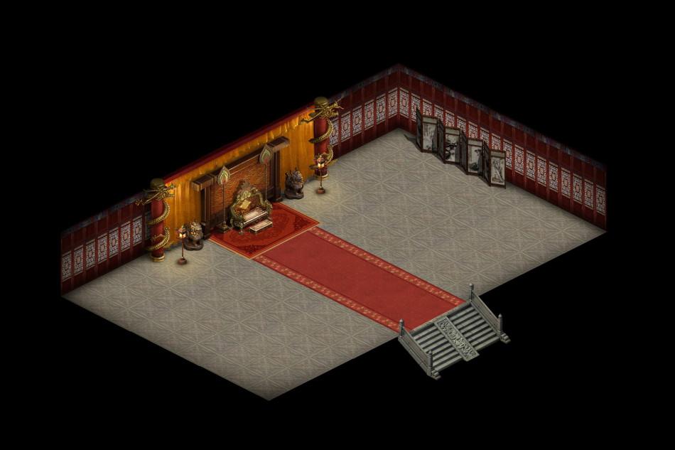 《龙之烈火》游戏截图