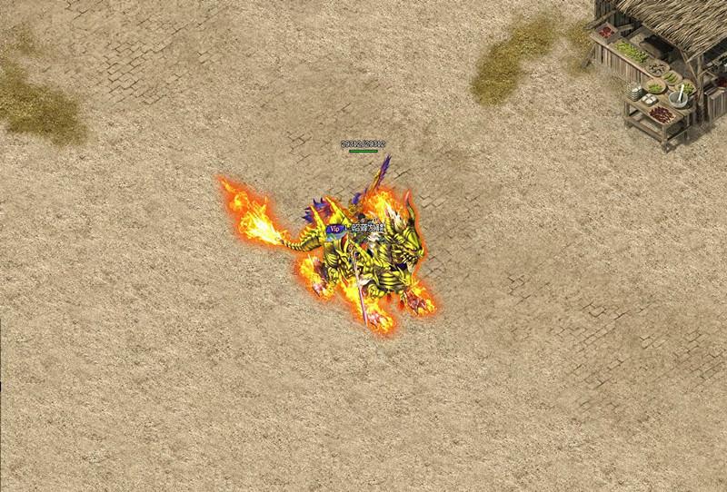 《战神诀》网页游戏截图
