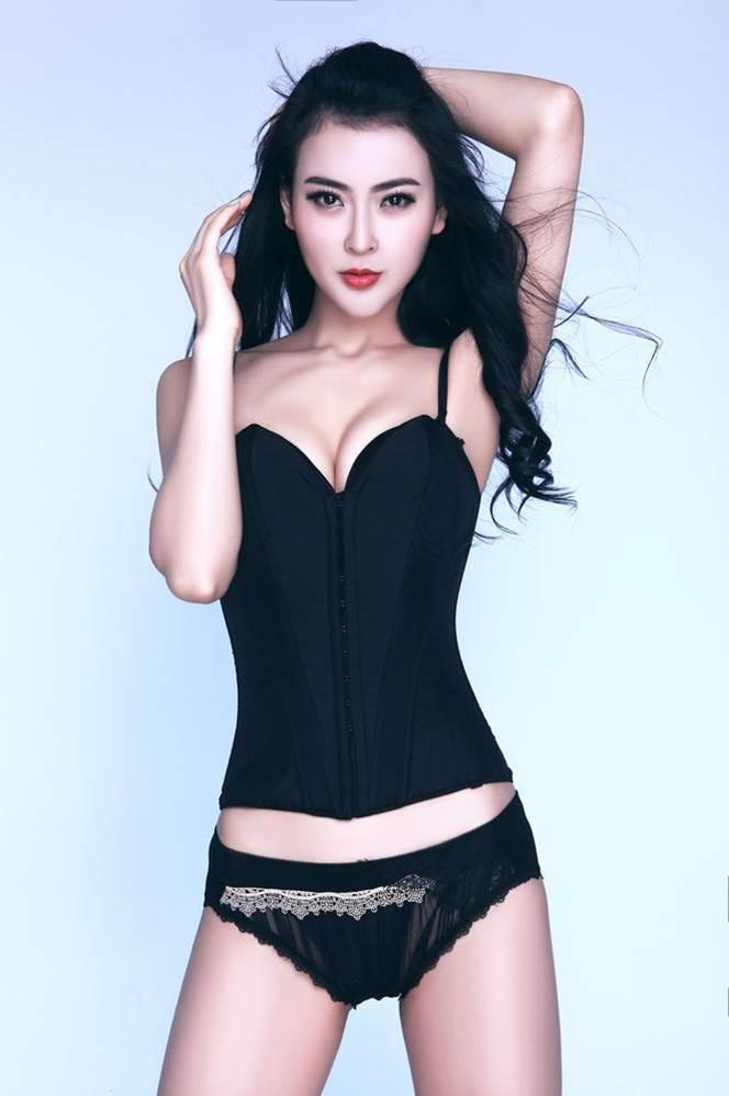 TA2最美痛苦女王 世界小姐吴丹写真曝光图片