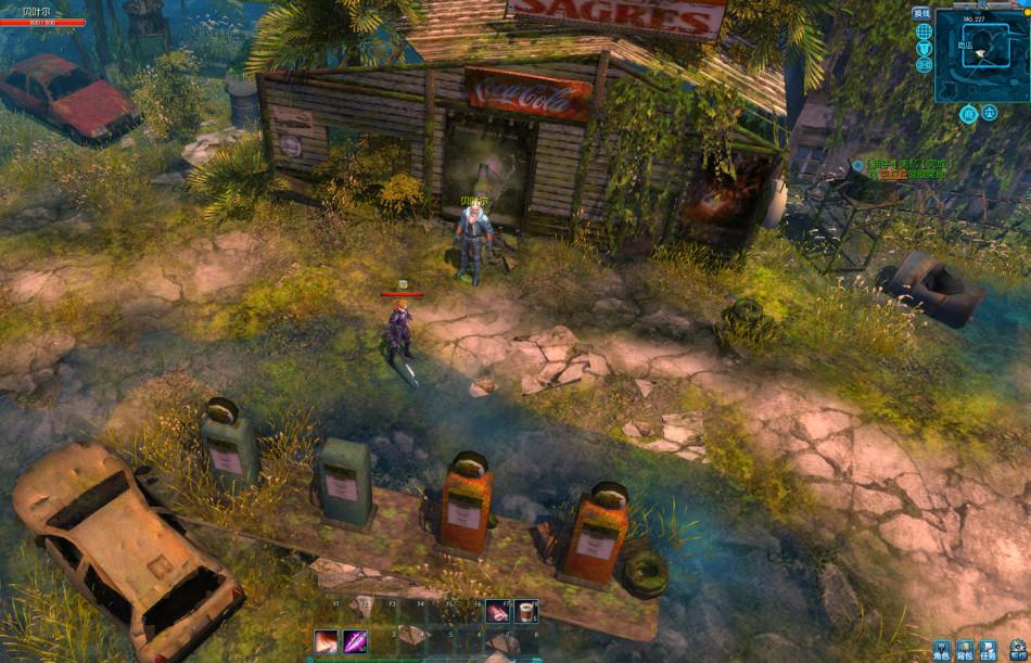 《极乐空间》游戏截图