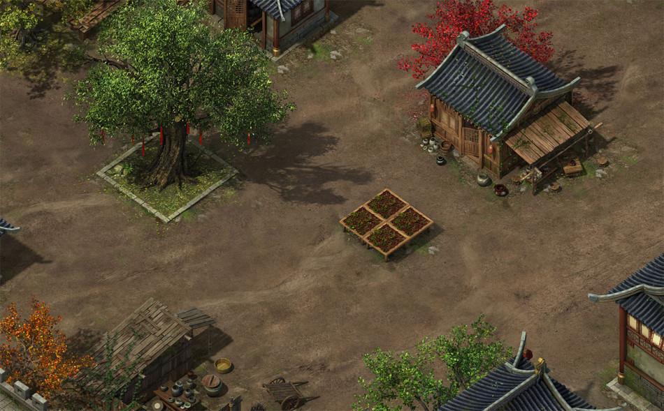 页游《刺沙》游戏截图