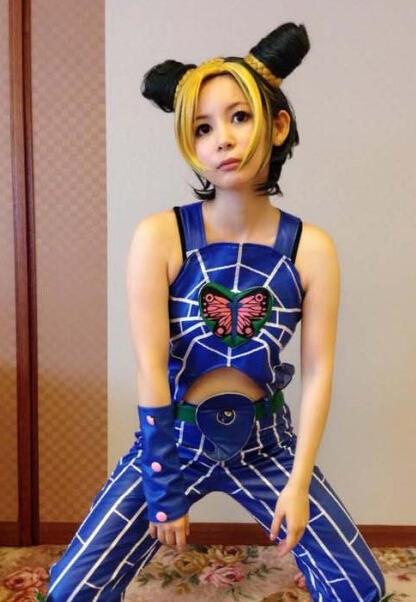 日本美女宅神中川翔子疯狂cosplay走红