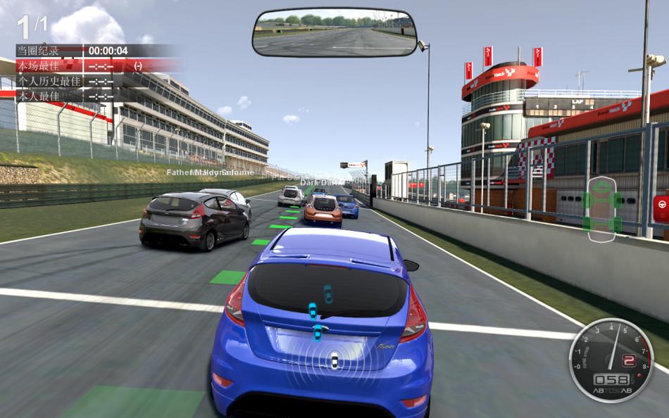 《赛车联盟》游戏截图