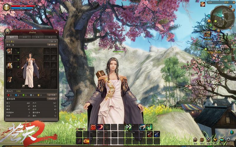 《苍天2》游戏截图