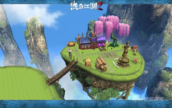 《热血江湖2》游戏截图