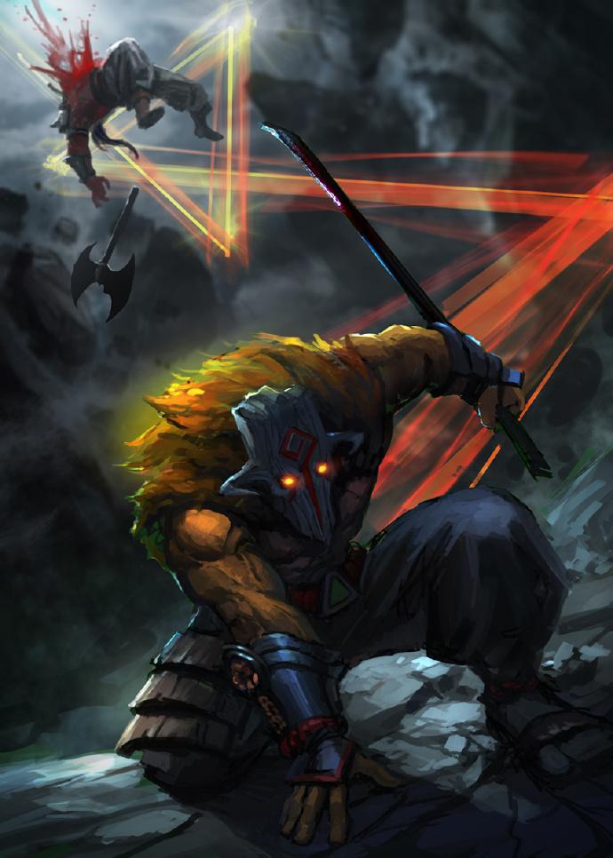 Dota2剑圣图集 Z攻略 专注于游戏攻略的网站图片