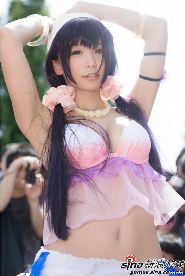 日本c86美女cosplay z攻略